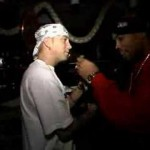 Eminem and Proof 1999