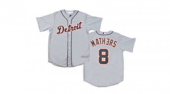 Eminem Tigers Replica Road Jersey
