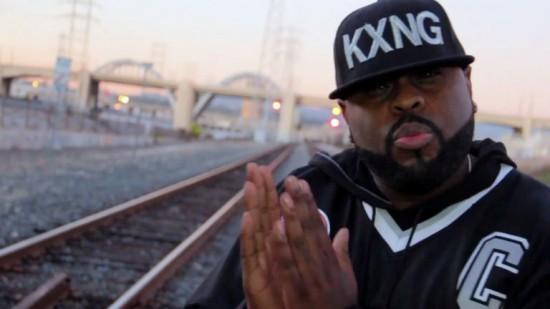 [Сингл] KXNG Crooked - «Gift Rap»