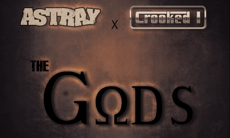 Astray - The Gods Ft. Kxng Crooked (Snippet, 2015)
