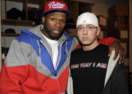 50 Cent рассказал о двух версиях одного из альбомов Эминема