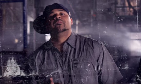 Joell Ortiz в клипе Bad Meets Evil Fast Lane