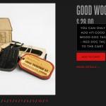 Eminem Good Wood Dog Tag