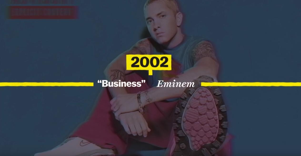 Лучшие рифмы всех времен: Eminem, MF DOOM, Rakim, The Notorious B.I.G., Kendrick Lamar и другие