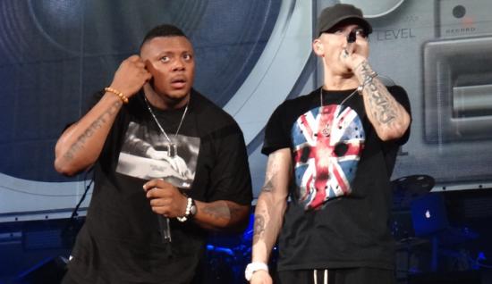 Хайпмен Eminem'а анонсировал бесплатный мини-альбом