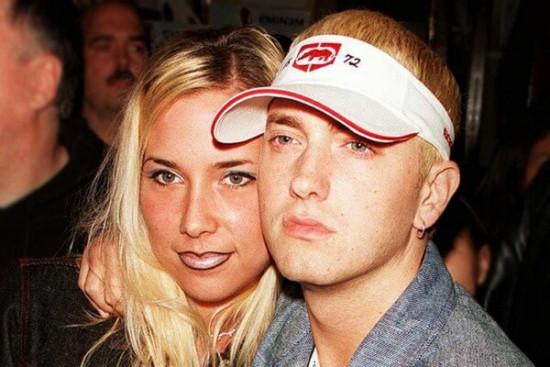 Бывшая жена Эминема - Ким Мэтерс и Eminem