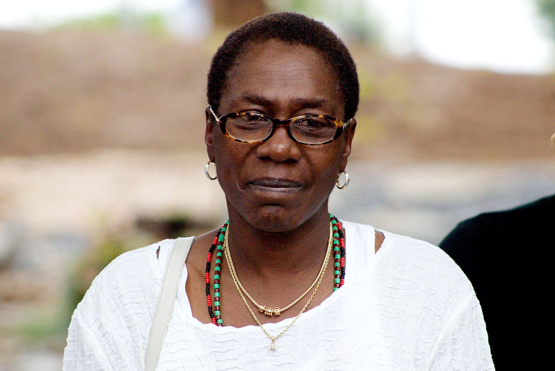 Мать Тупака Afeni Shakur скончалась прошлой ночью