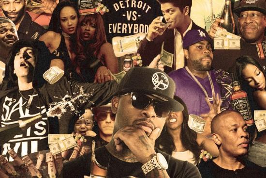 Royce 5'9: Почему я бросил пить. Большая история от 1/2 Bad Meets Evil