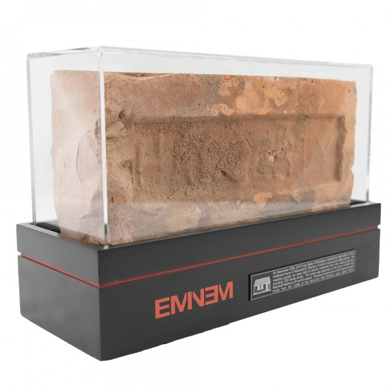 Eminem Authentic Brick