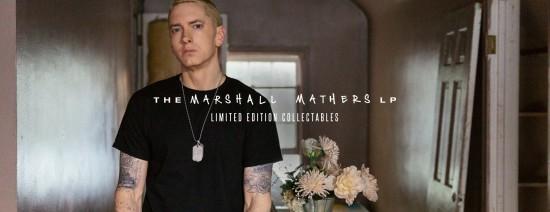 Упс, Маршалл сделал это снова. Переиздание альбома «The Marshall Mathers LP» на кассетах.