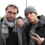 Eminem и главный редактор Complex, Ной Кэллахан-Бевер / Noah Callahan-Bever