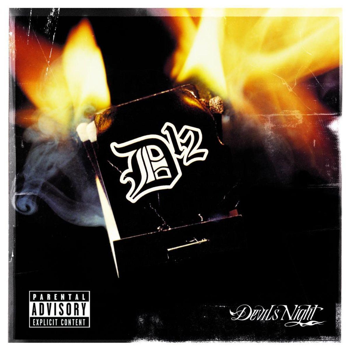 Ровно 15 лет назад был выпущен альбом D12 - «Devil's Night»