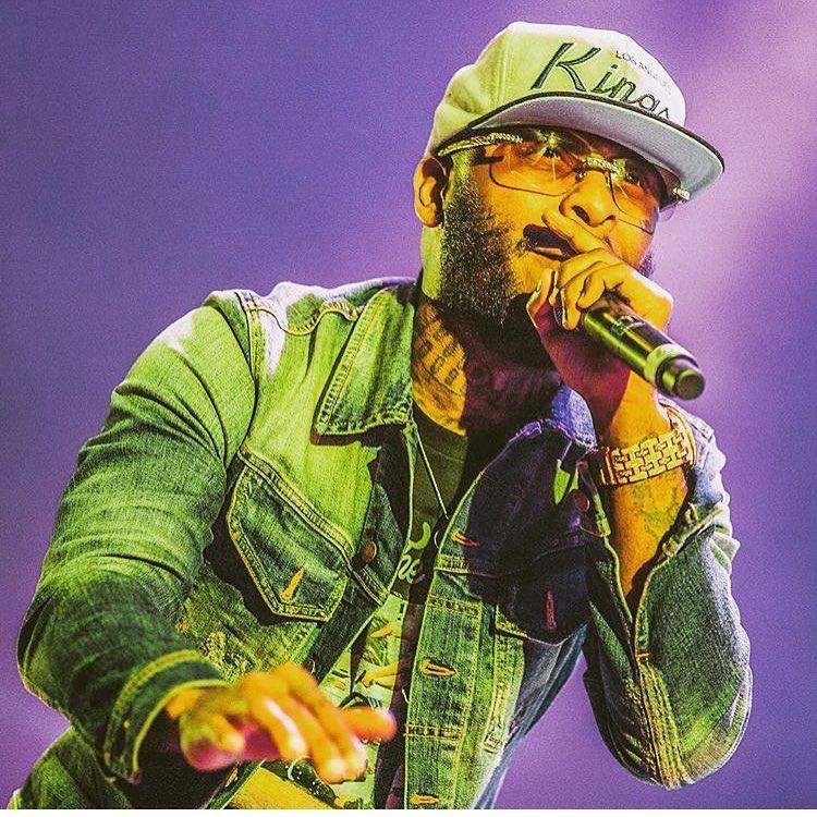 Royce 5'9 анонсировал выступление на фестивале Roots Picnic 2016