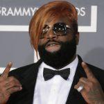 Rick Ross с причёской, как у Rihanna