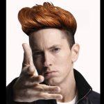Eminem с причёской, как у Rihanna