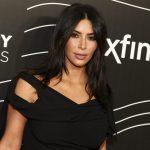 Ким Кардашьян на юбилейной двадцатой премии Webby Awards повышает осведомленность о людях, у которых слишком много бретелек на платьях