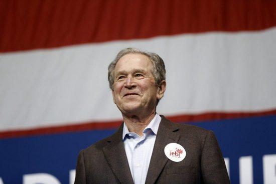 Президент Джордж Буш так же удивлен, как и вы, ведь он формально самый успешный из братьев
