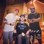 2016.08.25 - Eminem Mr Porter Make-A-Wish Joe Ward