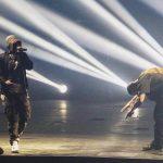 Eminem and Drake Detroit