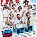 XXL июнь 2016 freshman. На обложке Desiigner, Lil Dicky, Dave East, Denzel Curry, G Herbo, Lil Uzi Vert, Lil Dicky, Lil Yachty, Anderson .Paak, 21 Savage и Kodak Black