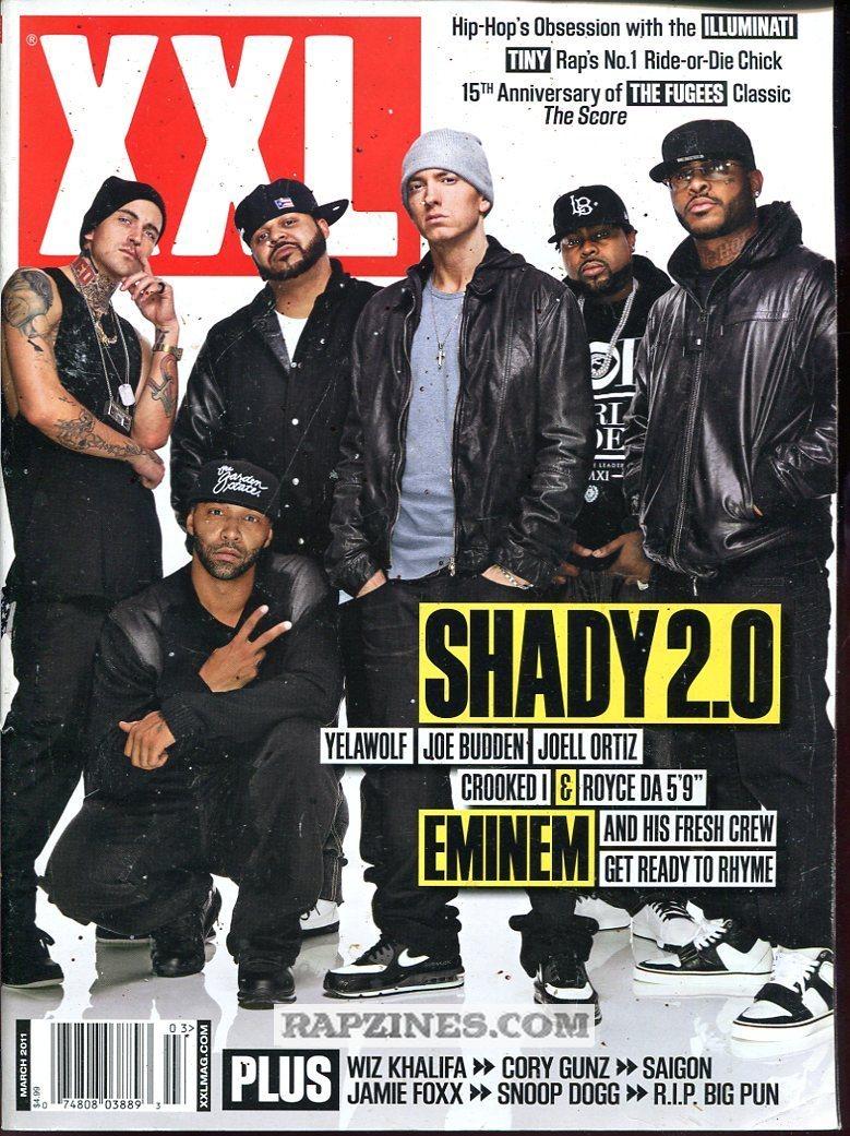 KXNG Crooked Shady Records