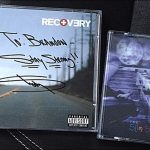 Eminem Brandon Steenland CD
