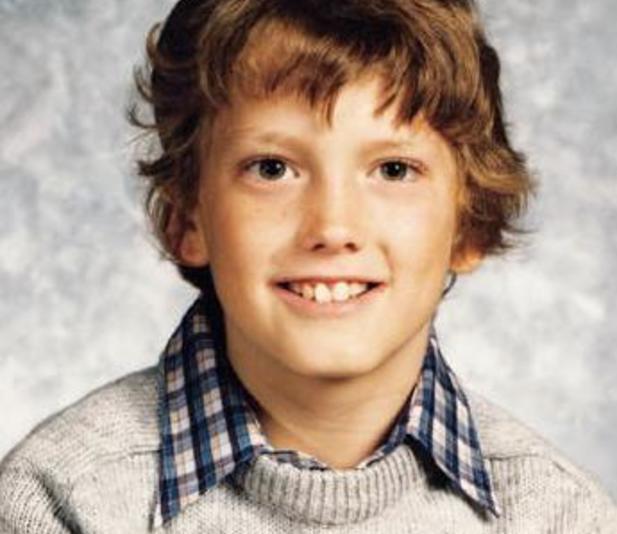Eminem детская фотография