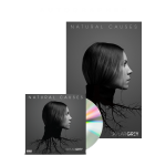 «Natural Causes» постер + CD альбома «Natural Causes» с автографом Skylar Grey