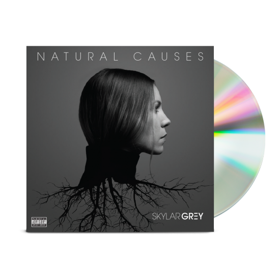 3. CD «Natural Causes» (без автографа Skylar Grey).