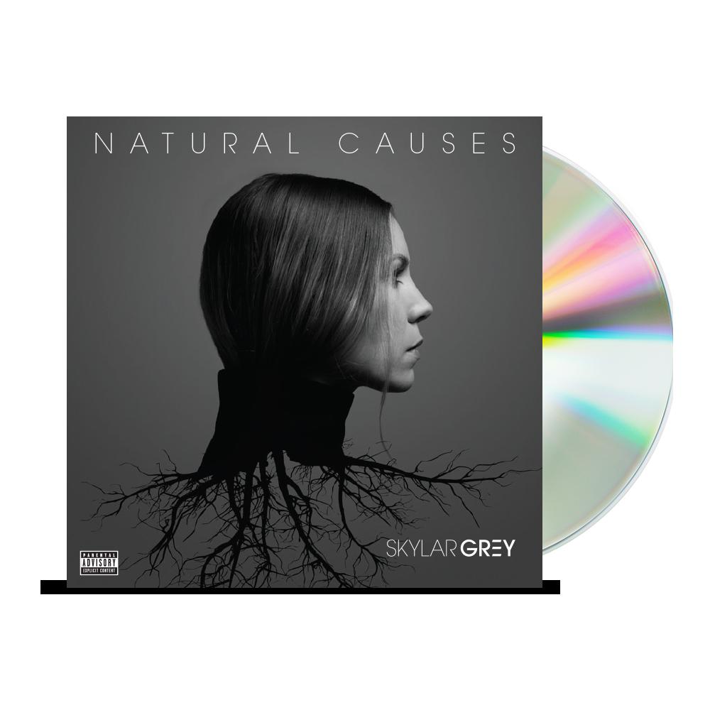 Автограф-версии альбома «Natural Causes» доступны для предзаказа