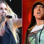 Eminem and Skylar Grey 2016