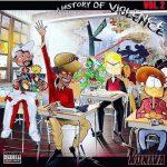 Kuniva History Of Violence Vol 2