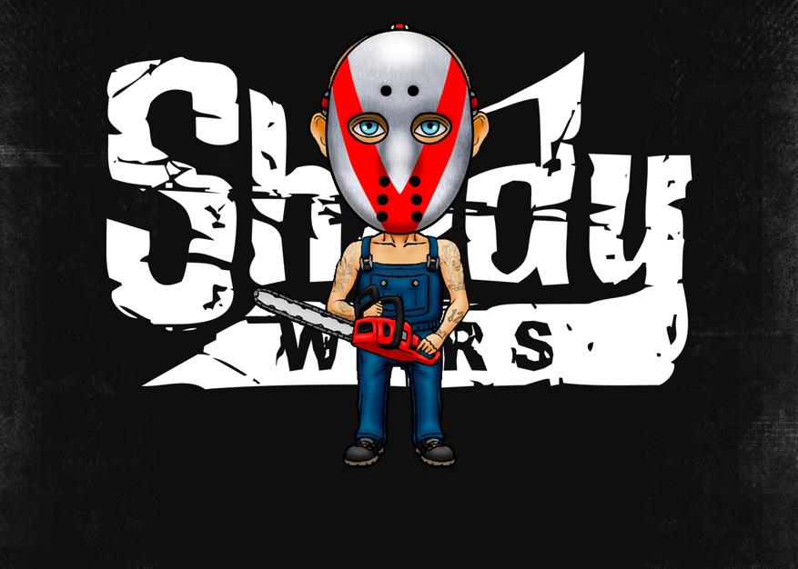 В игру Эминема «Shady Wars» добавлен трек «Rap God»