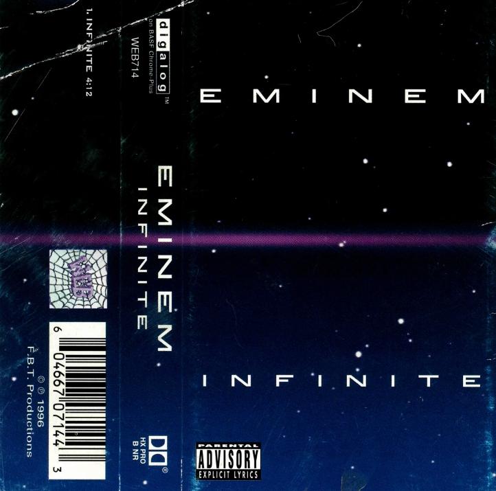Празднуем 20-летие альбома «Infinite» с новым треком от Эминема!