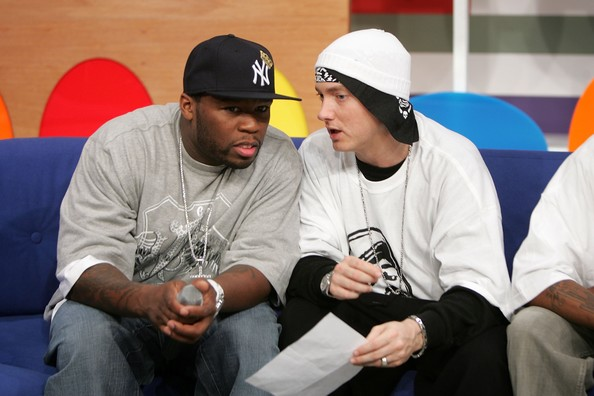 BETs 106 & Park Presents 50 Cent & Eminem