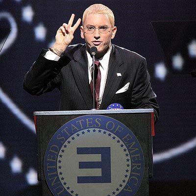 Eminem против Трампа!