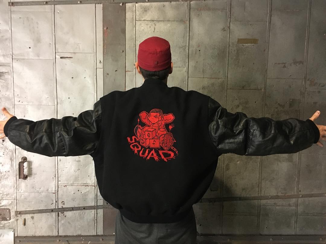 Eminem Redman Original Def Squad jacket