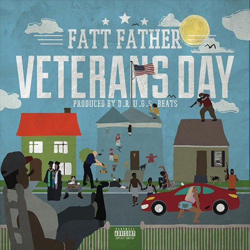 "Fatt Father — ""The Greatest"" ft. Royce 5'9″, D12's Kuniva & Low Down"