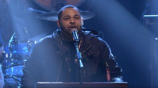 Joell Ortiz, The Roots и Busta Rhymes выступили на шоу Джимми Фэллона
