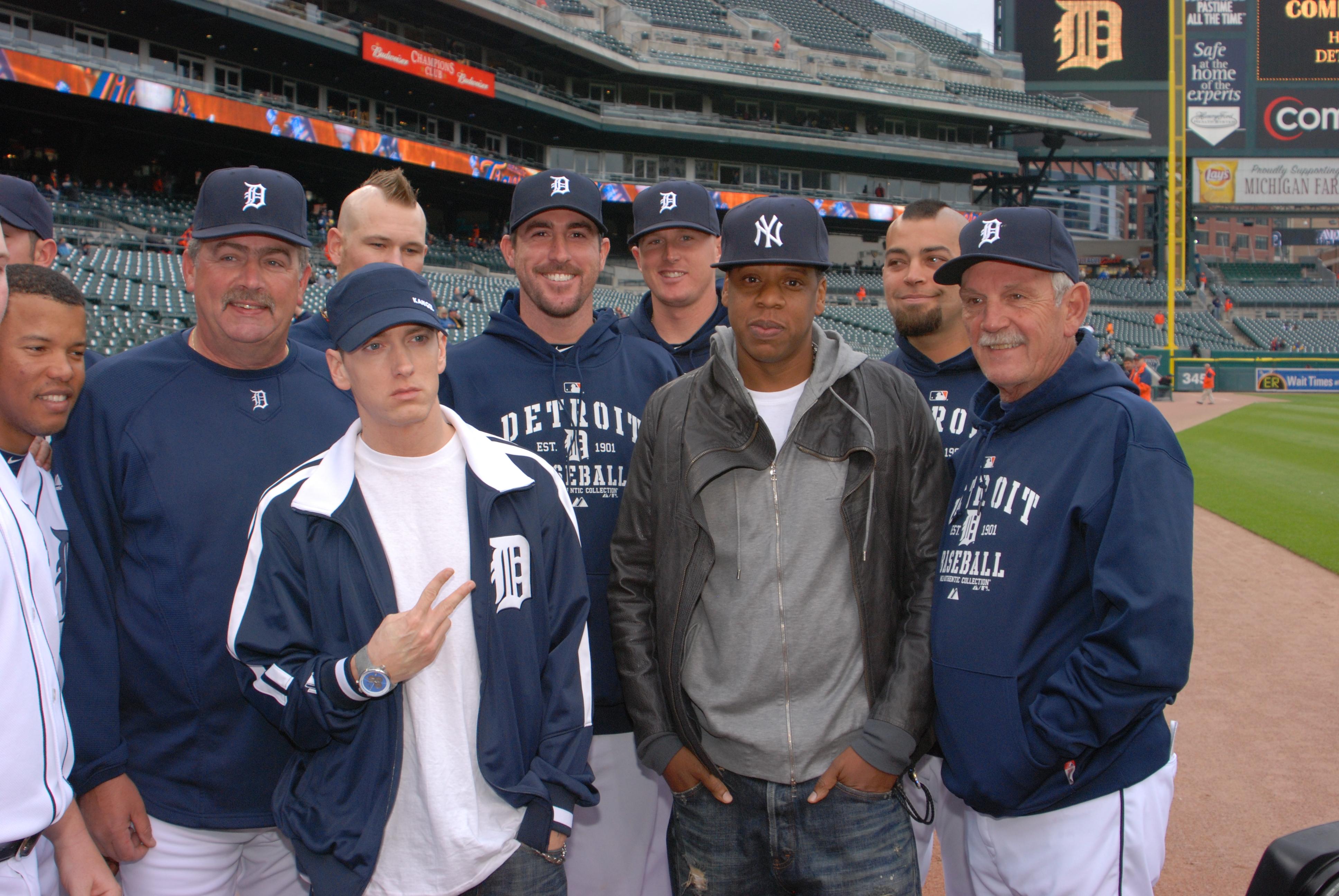 Jay-Z УEminem 2010