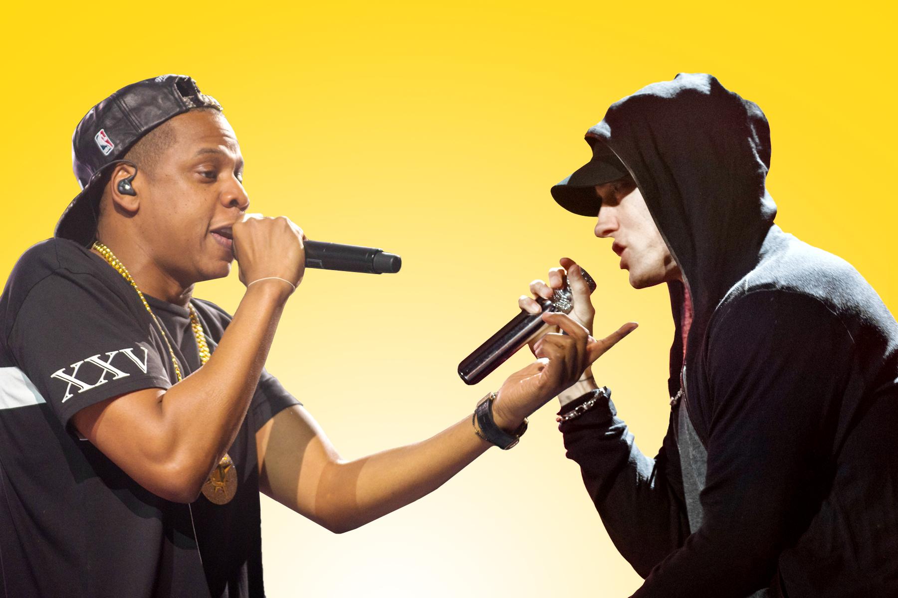 Jay-Z признает, что Eminem был лучше на треке «Renegade»