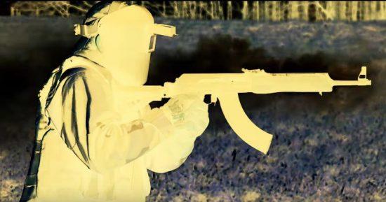 KXNG Crooked выпустил клип на трек «Robocop Went Pop»