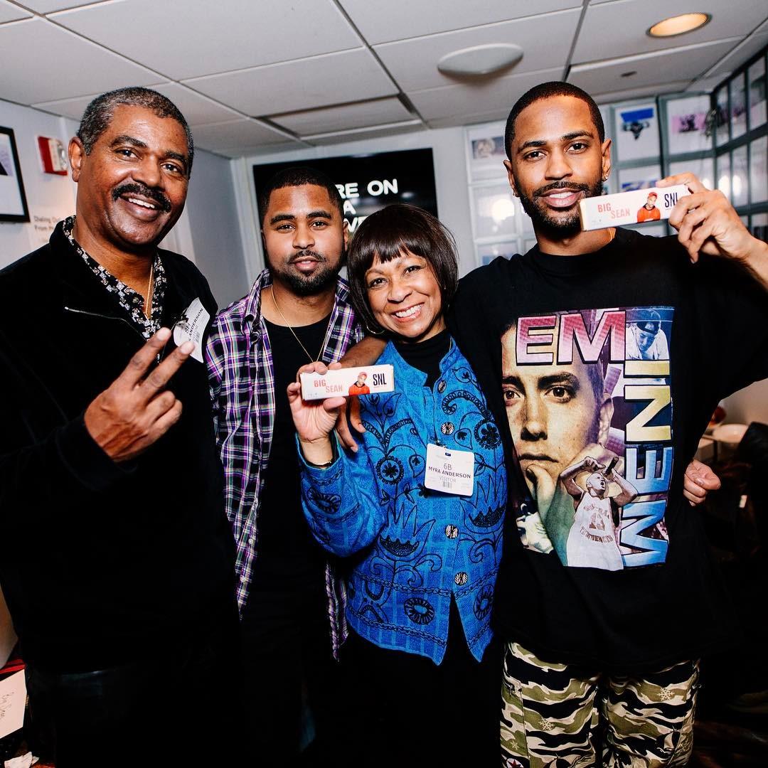 Big Sean: Поскорее бы Детройт услышал мой трэк с Эминемом