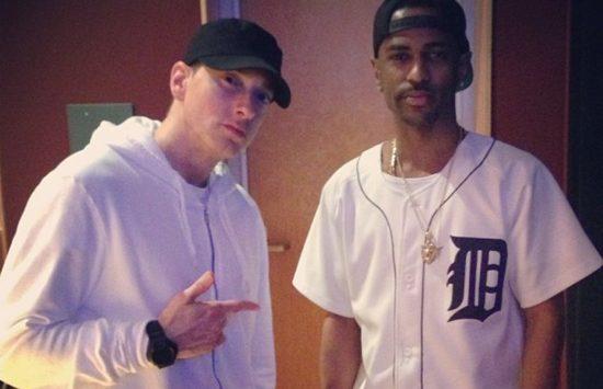 Big Sean аннонсировал новый трек с Eminem'ом