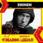 Eminem выступит на фестивалях Reading & Leeds 2017