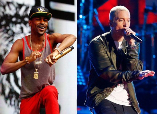 Big Sean и Eminem с треком «No Favors» дебютировали на первой строчке чарта Billboard