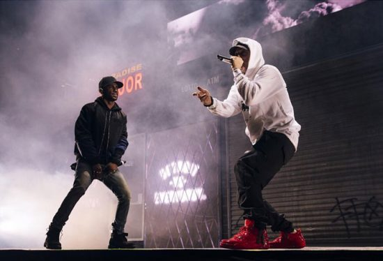 Eminem, Big Sean Detroit