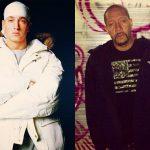 Juice вспоминает, как 20 лет назад победил Eminem'a в рэп-баттле, и говорит что сделал бы это снова