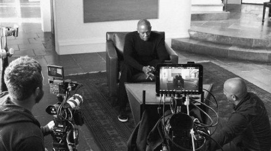Dr. Dre The defiant ones