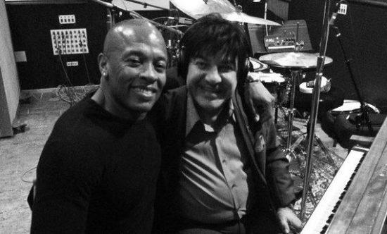 Dr. Dre и Magdy El Husseiny создали в студии что-то волшебное